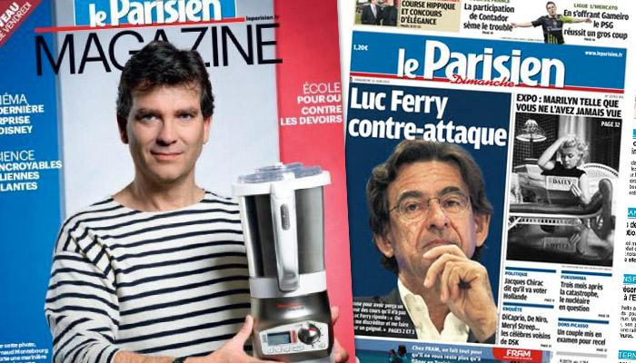 Le Parisien : Les rumeurs de vente démenties par Amaury