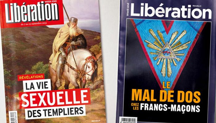 Libération week-end change de une