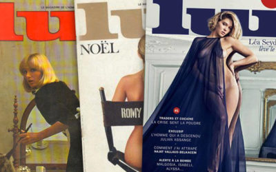 Renaissance du magazine «Lui»