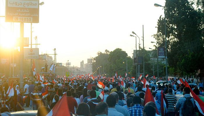 Al-Jazeera brouillée par les autorités égyptiennes ?