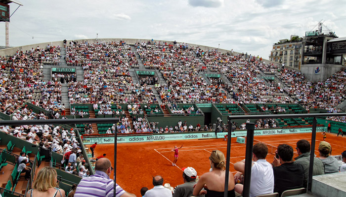 Roland Garros : France TV face à la concurrence