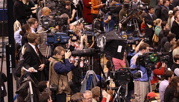 Les Américains sévères avec leurs médias