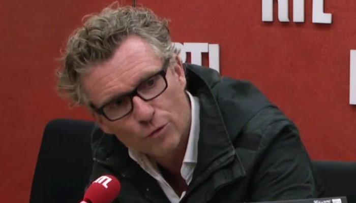 Radar/Automoto : Denis Brogniart se défend