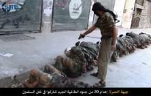 Le régime de Bachar El Assad a également bénéficié du large effondrement de l'image des « rebelles ». Crédit : arsskeptica (cc)