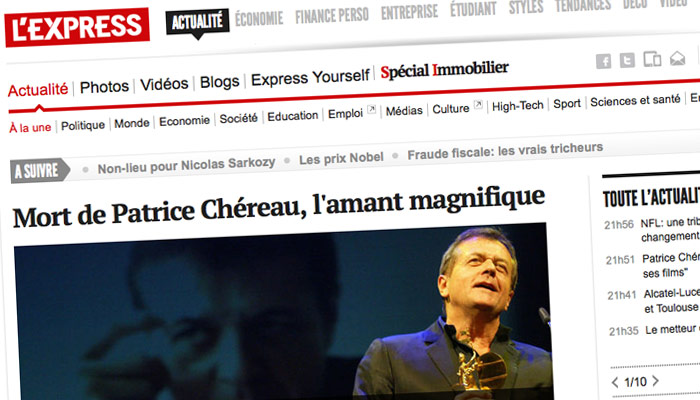 Les journalistes Web de L'Express en grève de signatures