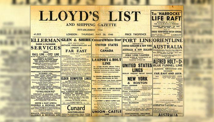 Le plus vieux journal du monde passe au tout-numérique
