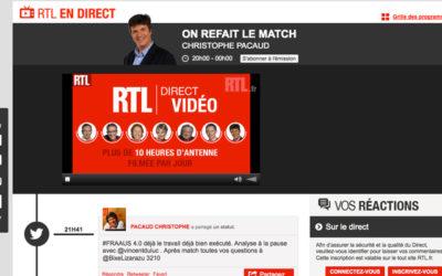 Médias : RTL passe à la « radio sociale»