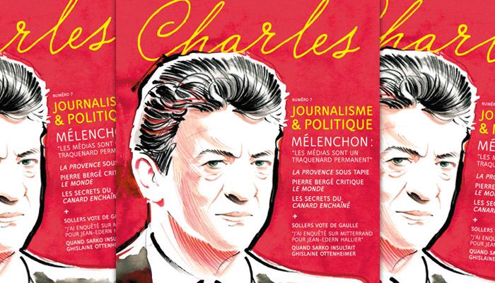 « Journalisme et politique » dans la revue « Charles »