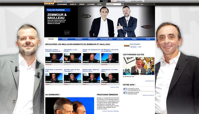 Zemmour & Naulleau : une émission qui « tient ses promesses »