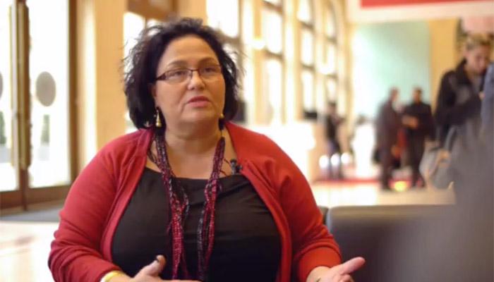Assises du Journalisme 2013 : Angélique Kourounis, le journalisme en Grèce