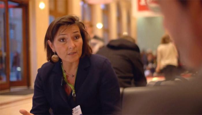 Assises du Journalisme 2013 : entretien avec Élise Blanchet (SCAM)
