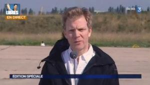 L'ex-otage Hervé Guesquière condamné pour diffamation