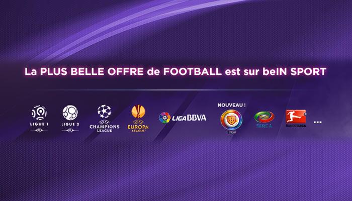 L'emprise de BeIN Sports révolte Canal+