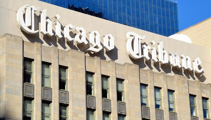 700 suppressions de postes pour le groupe américain Tribune