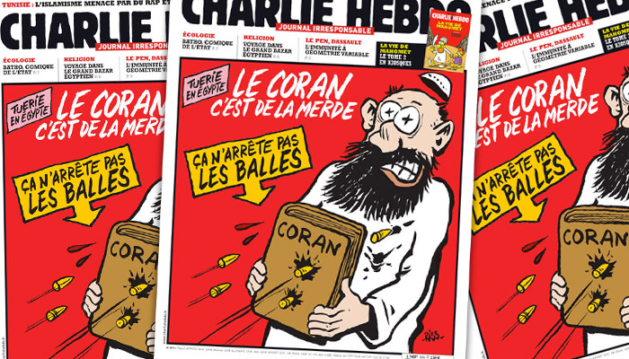 La LDJM de Karim Achoui attaque Charlie Hebdo