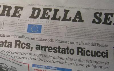 Le Corriere della Sera vend son siège historique
