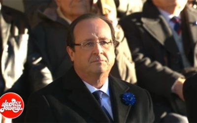 TF1 fait huer François Hollande : le CSA sur lecoup