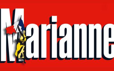 Marianne sait fermer sa gueule