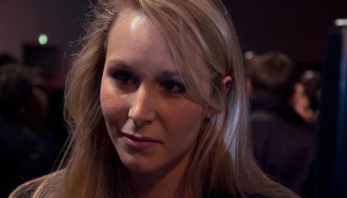 Canal+ « dans la tête empestée » de Marion Le Pen