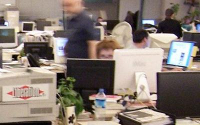 Déménagement et baisse des salaires à Libération?