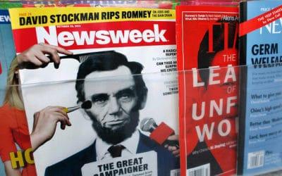 Newsweek va reparaître en format papier