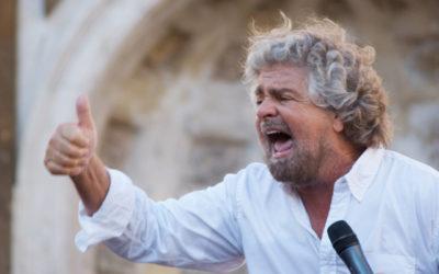 Italie : Beppe Grillo demande le boycott des journaux qui désinforment
