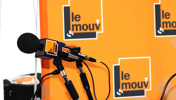 """Radio : """"Le Mouv"""" se recentre sur la musique"""