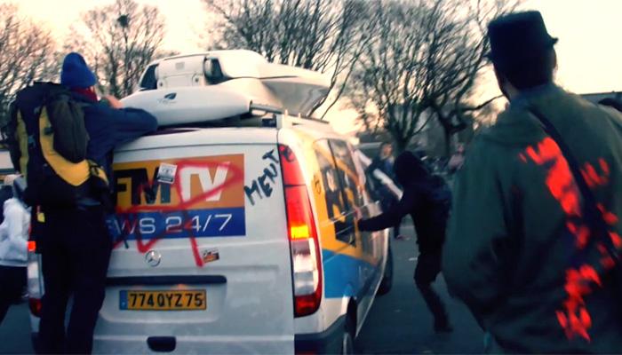 BFMTV : silence sur les agressions subies à Nantes