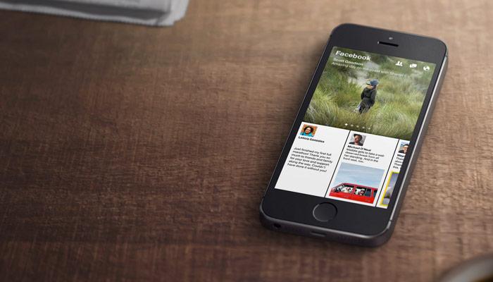Une application Facebook pour suivre l'information en ligne