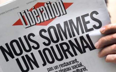 Les journalistes de Libé en guerre contre leurs actionnaires