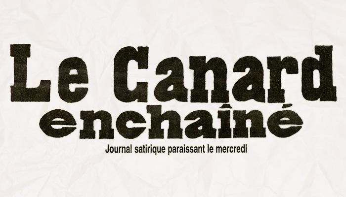 Le Canard Enchaîné relaxé en appel face à Squarcini