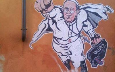 François, pape « Superman » de la communication