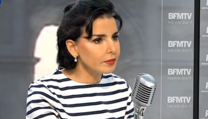 Rachida Dati s'emporte contre certains « tocards » de journalistes