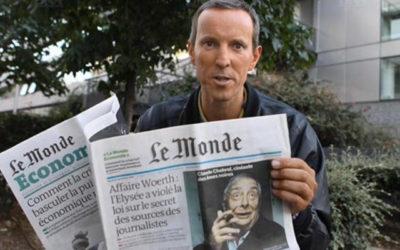Gérard Davet menacé de mort après ses révélations sur les écoutes