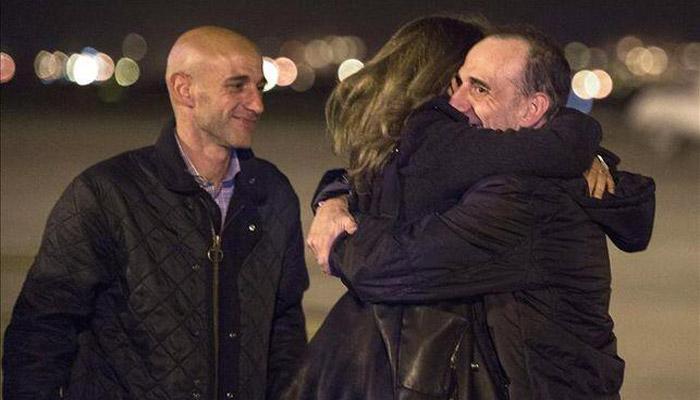 Syrie : un journaliste espagnol libéré après 6 mois de captivité