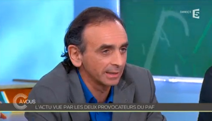 Zemmour & Naulleau chargent le « Grand Journal »