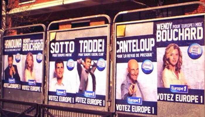 La « campagne municipale » d'Europe 1 en agace plus d'un
