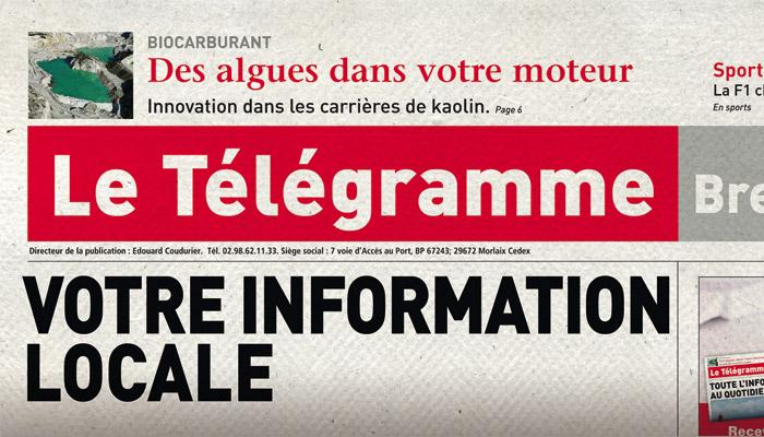 Le Télégramme accusé d'exploiter ses vendeurs-colporteurs