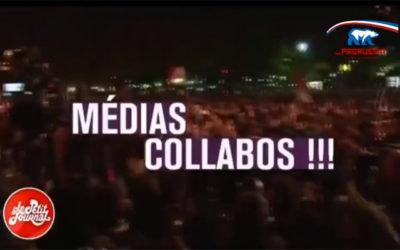 ProRussiaTV : les journalistes sont-ils des « collabos » ?