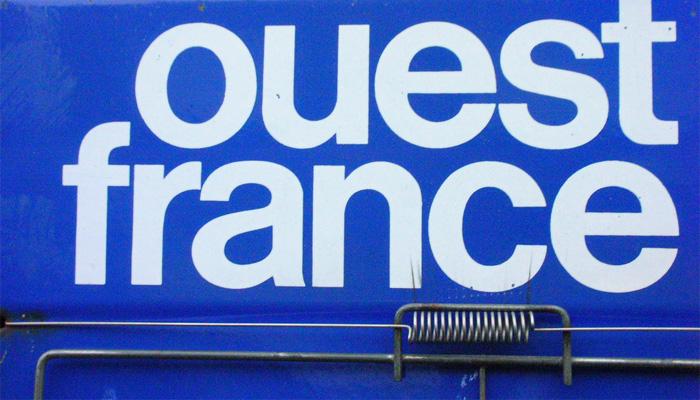 Diffusion en baisse pour Ouest-France