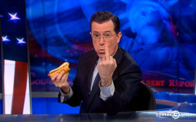 Un expert du « French bashing » à la succession du « Late Show »