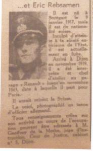 « C'est une rumeur que fait courir la droite à Dijon depuis que j'y suis candidat »
