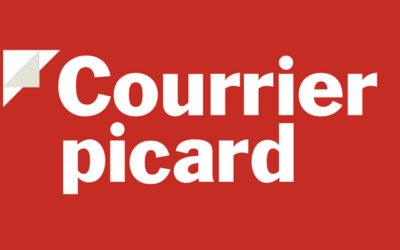 Flash : grève au Courrier picard