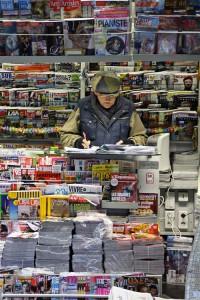 Y-aura-il encore des marchands de journaux en 2040 ?