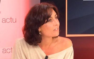 Une journaliste de Canal+ bientôt à l'Élysée?