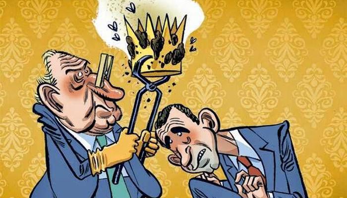 Censure à l'hebdomadaire satirique espagnol El Jueves ?