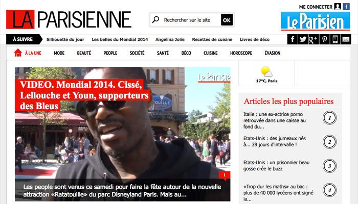 Flash : nouvelle formule en vue pour La Parisienne