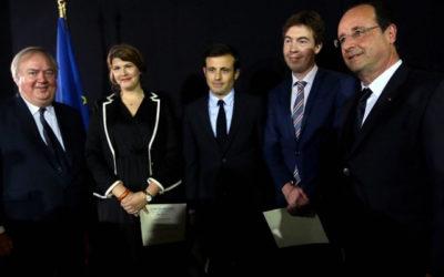Trois journalistes récompensés par le prix Erik Izraelewicz