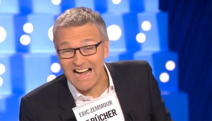 Ruquier : « L'engrenage médiatique rend Zemmour fou »