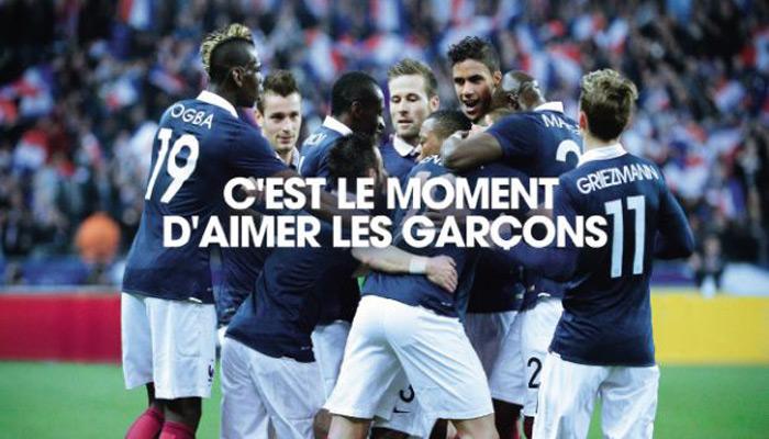 Coupe du Monde : la publicité « gay friendly » de TF1